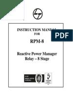 RPM 8 Manual