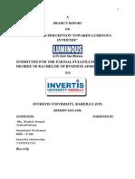 LUMINOUS.docx