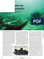 Troubled Waters for Ancient Shipwrecks