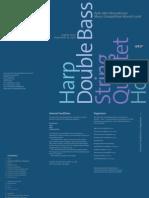 Brochure 2016 ARD musikwettbewerb