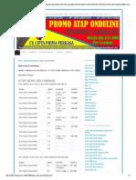 Atap Seng Gelombang - Harga Atap 2015,Galvalume,Atap Zincalume,Harga Seng,Transparan,Translucent,Bitumen,Asbes,Pvc
