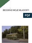 Beograd Moje Mladosti!