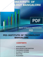 PES Institute of Technology Bangalore|PESIT Bangalore