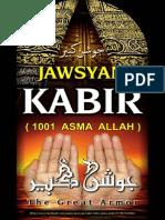Jawsyan Khabir (1001 Asma Allah)