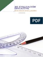 Guía Evaluación Educativa