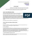 Enusp Statutes Approved Ga 12 Dec 2014
