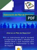 Plan de Negocios Cofide