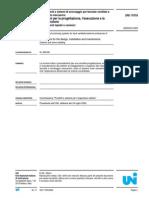 UNI 11018_2003 Rivestimenti e Sistemi Di Ancoraggio Per Facciate Ventilate