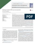 Rheology ofpolymer-freefoamfracturing fluids
