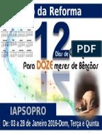 12 Dias Reforma