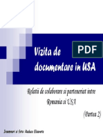 Vizita de Documentare in USA (2)