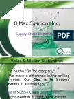Q'Max Solutions Inc Commercial