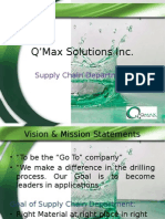 Q'Max Solutions Inc Commercial