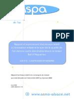 Rapport Davancement Des