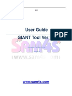 User Guide for GIANT Tool V1.1
