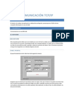 Lab 14 Cliente Servidor TCP IP