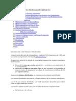 Introducción a los Sistemas Distribuidosión a Los Sistemas Distribuidos