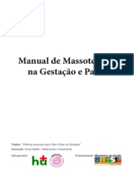 Manual Massoterapia