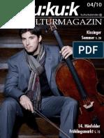 kukuk-Magazin, Ausgabe 04/2010