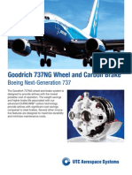 Brochure -UTC -Goodrich 737NG Wheel & Carbon Brake