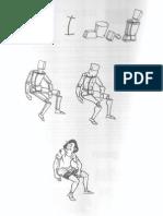 Construção Da Figura-posiçãosntada