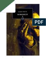 Marin Preda - Morometii I (v1.0)