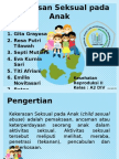 Kespro Kekerasan Seksual pada Anak