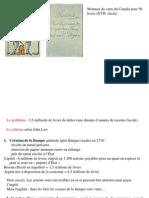 PP Histoire de la monnaie