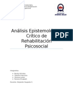 Rehabilitacion Psicosocial