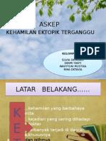 89916664 Askep Kehamilan Ektopik