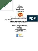 Mpeb Summer Training Report