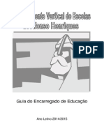 Guia Do Encarregado de Educação 2014