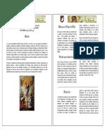 Novena a Nuestra Señora Del Pilar_folleto