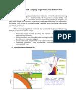 Tektonik Dan Magmatisme Kaitannya Dengan Mineralisasi
