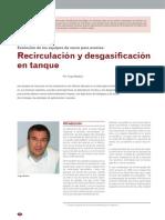DESGASIFICACION MADIAS