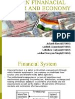 Indian Financial System and Economy
