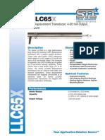 LVDT-LLC65X