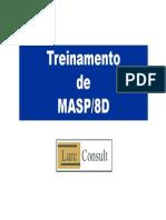 Treinamento MASP - 8D