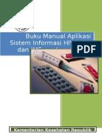 Dokumen Teknis Operasional SIHA Versi 1.7