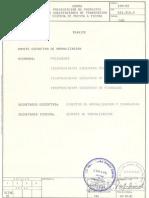 Norma CADAFE 109-92 Malla de Puesta a Tierra Subestación Eléctrica