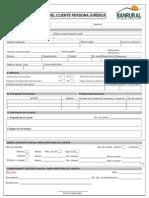 SB-08 Perfil Del Cliente Persona Juridica 1