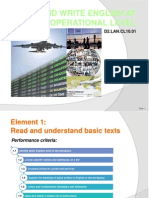 PPT Read & Write English at a Basic Operational Level 230715.Pptx