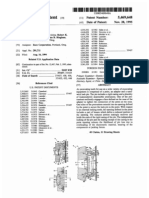 Excavating tooth (US patent 5469648)