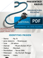 PPT Vaginosis Bakterial