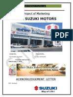 PAk Suzuki Motor (Sundus Shehzadi)