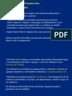 Departamentalización Clases