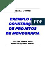 exemplo monografia