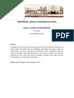 BAHIA, Claudio L. M. Identidade, lugar e paisagem cultural.pdf