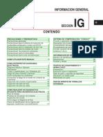 Seccion IG