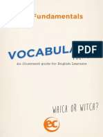 Vocabulary eBook